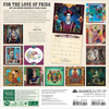 For the Love of Frida 2021 Wall Calendar