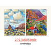 2021 New Mexico Magazine Artist Calendar