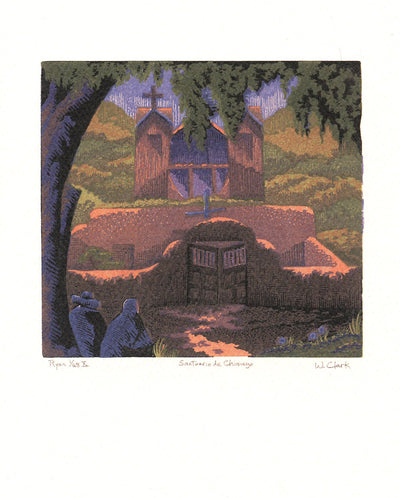 Willard Clark Church Notecard Set