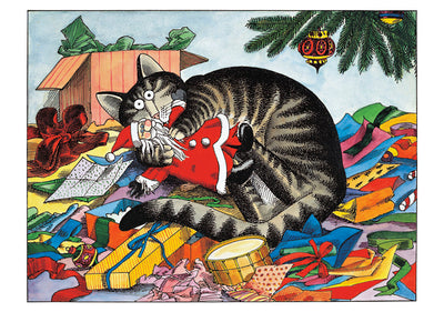 B. Kliban CatNoel Holiday Card Assortment
