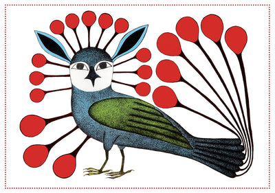 Kenojuak Ashevak Owls from Cape Dorset Holiday Card Assortment