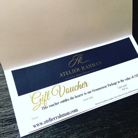 Greetings Card Gift Vouchers