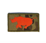 EDGE Multicam Running Rhino Patch