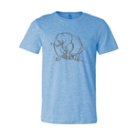 LION KING Artist Elephant Sketch T