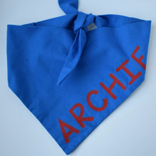 Load image into Gallery viewer, The Royal Blue Custom Bandana