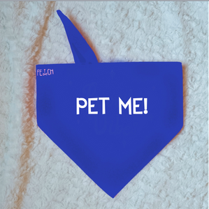 The Pet Me! Bandana