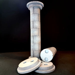 "Mythic Pieces ""The Stanchion"" Modular Columns"
