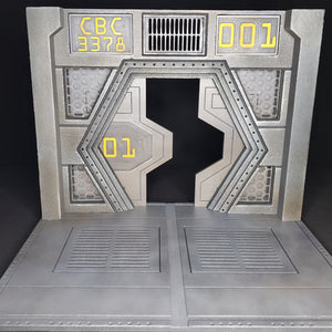 SECTOR 3378 - THE AIRLOK DOOR