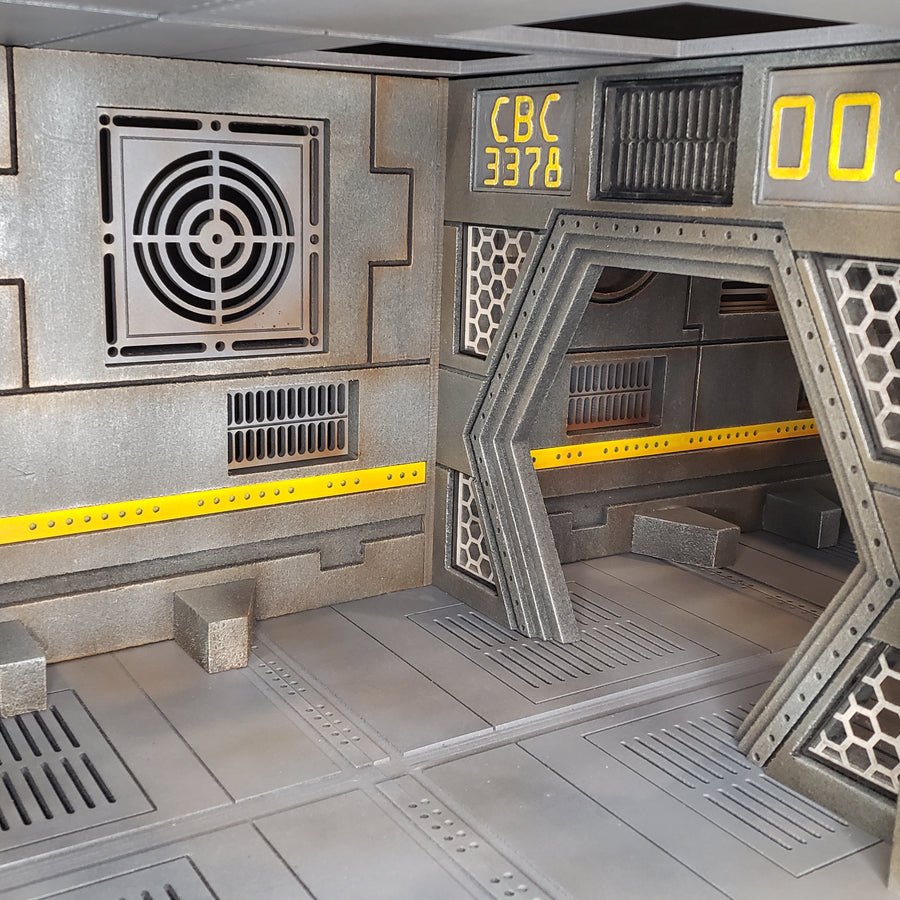 SECTOR 3378 - THE KATALYST ZONE
