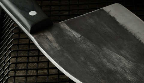 Almazan Serbian Chef Knife