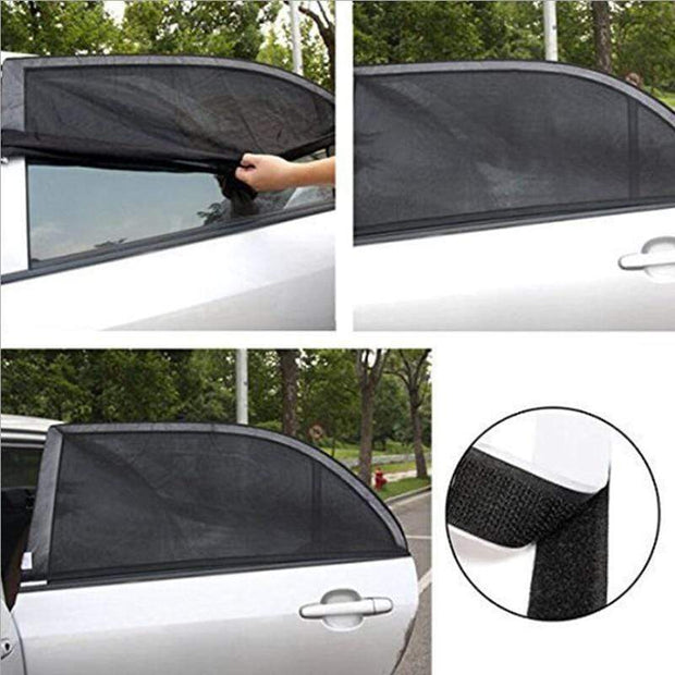 2 pieces Car Shades and UV Protection Trendy Joys
