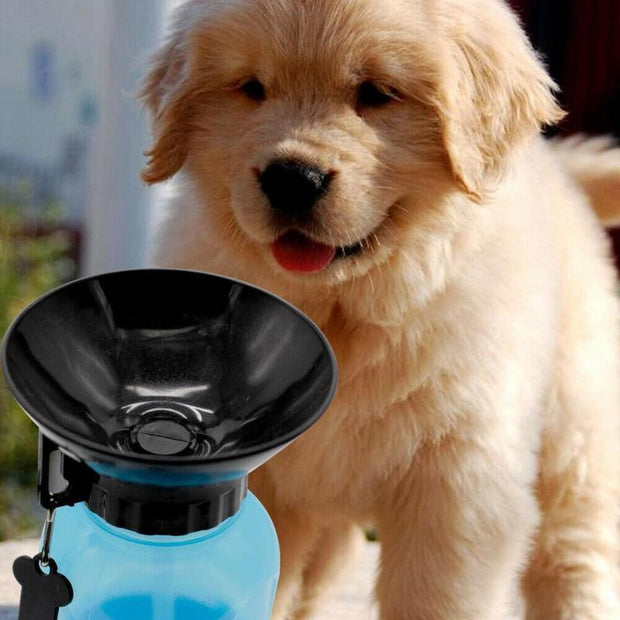 500ml Dog Water Bottle Trendy Joys