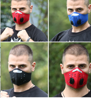 Dual Sports Face Masks