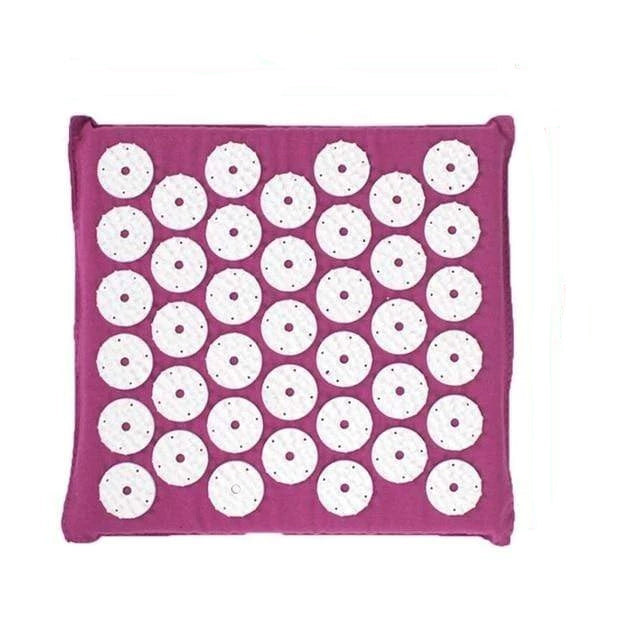 Acupressure Mat & Pillow Square Pillow Trendy Joys