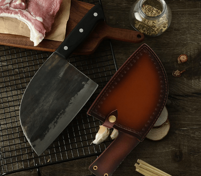 Almazan Serbian Chef Knife Buy 1 for $59.95 Trendy Joys