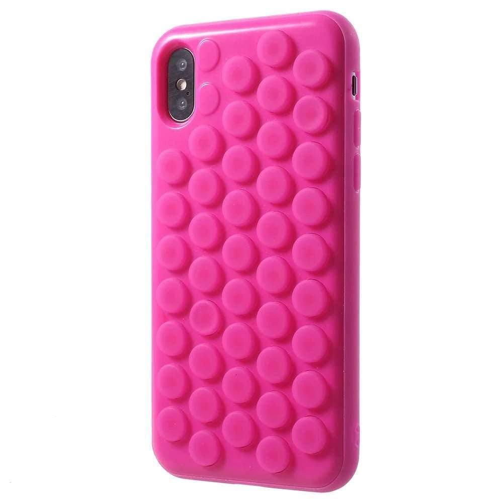 Bubble Wrap iPhone Case Black / iPhone 5 5s SE Trendy Joys