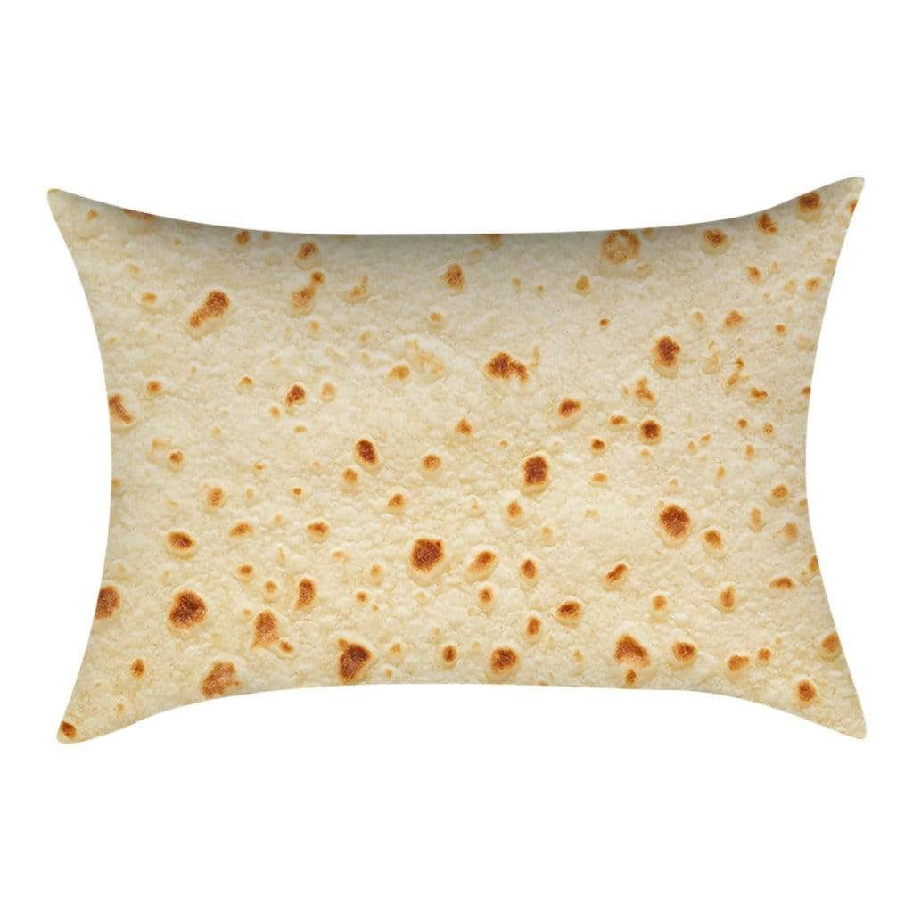 Burrito Super Soft Cushion Cover & Pillowcase (9 Styles) Style A Trendy Joys