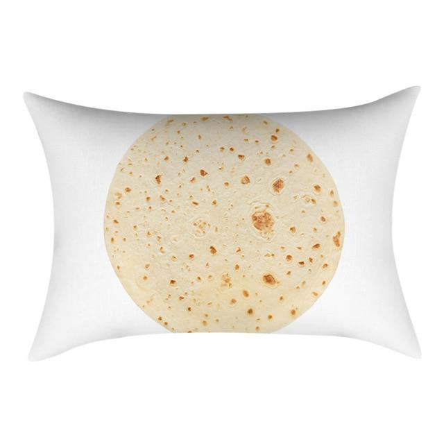 Burrito Super Soft Cushion Cover & Pillowcase (9 Styles) Style G Trendy Joys
