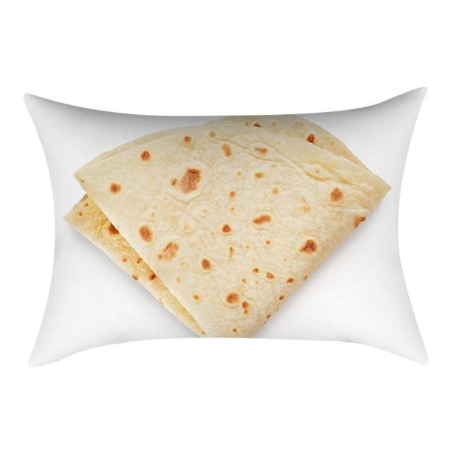 Burrito Super Soft Cushion Cover & Pillowcase (9 Styles) Style H Trendy Joys