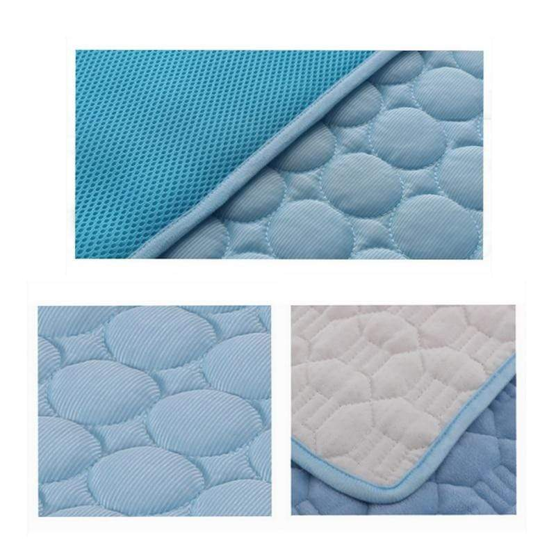 Cat and Dog Cooling Mat Trendy Joys