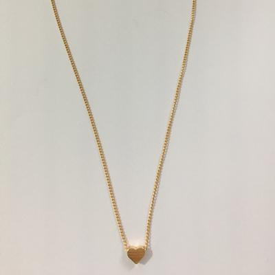 Choker Necklace x271-Gold 1 Trendy Joys
