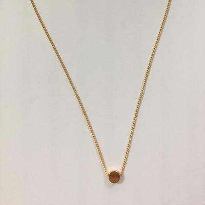 Choker Necklace x271-Gold 2 Trendy Joys