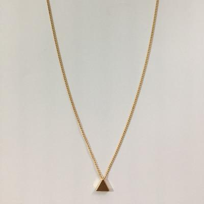 Choker Necklace x271-Gold Trendy Joys