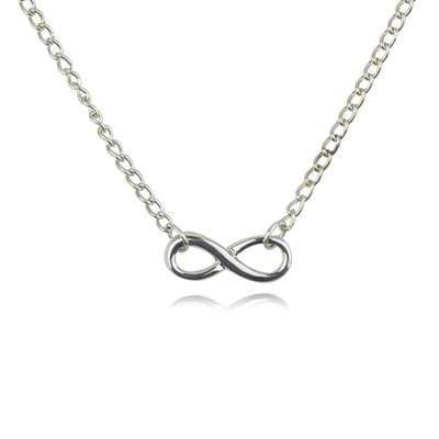 Choker Necklace x350-Silver Trendy Joys