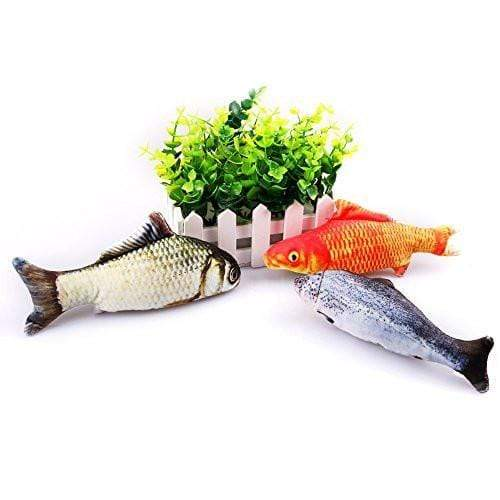 Fish Cat Toy Style One Trendy Joys