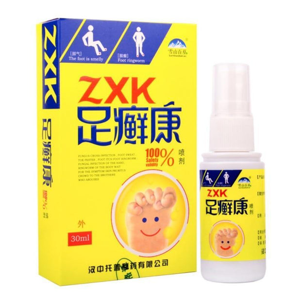 Foot Odor Spray Trendy Joys