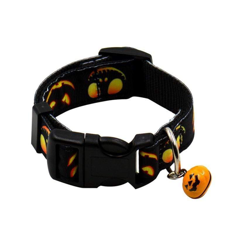 Halloween Collars For Dogs Grimace / L Trendy Joys