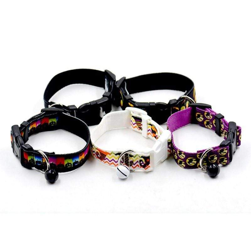 Halloween Collars For Dogs Grimace / S Trendy Joys