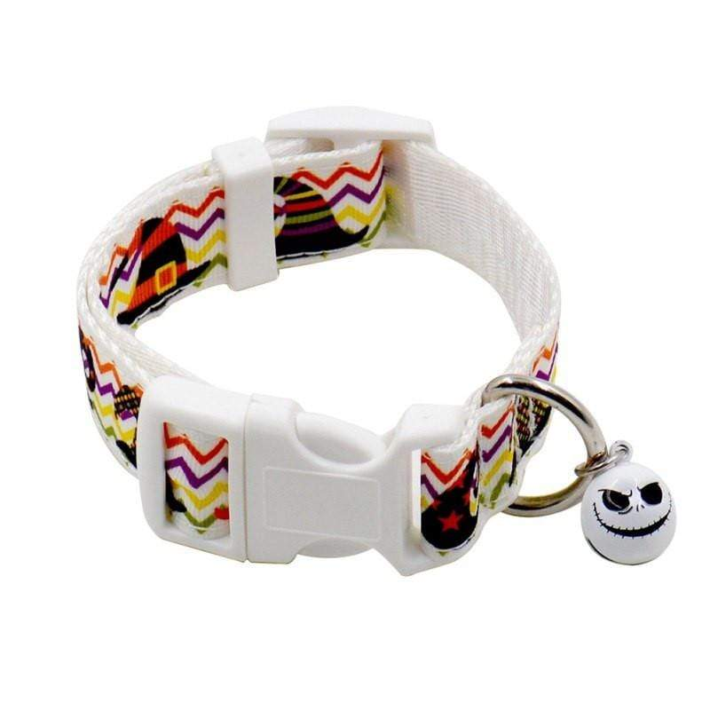 Halloween Collars For Dogs Hat / L Trendy Joys