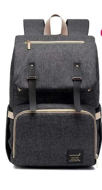 Laptop Diaper Bag Original / Black Trendy Joys