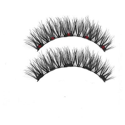 Magnetic Lashes & Eyeliner Eyeliner + Eyelash Size KS01-5 Trendy Joys