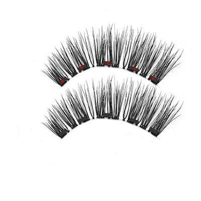 Magnetic Lashes & Eyeliner Eyeliner + Eyelash Size KS02-5 Trendy Joys