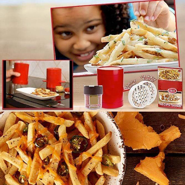 Microwavable Crispy Fries Maker Trend Frenzys