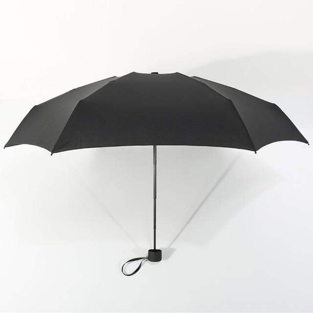 Mini Umbrella Black Trendy Joys
