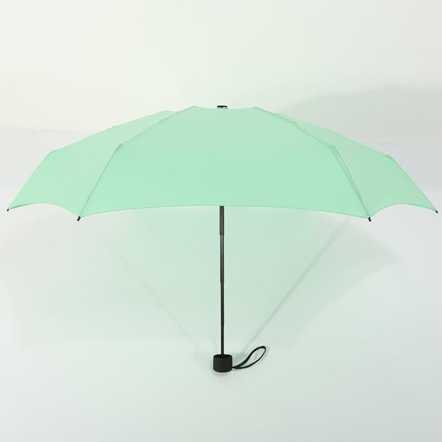 Mini Umbrella Green Trendy Joys
