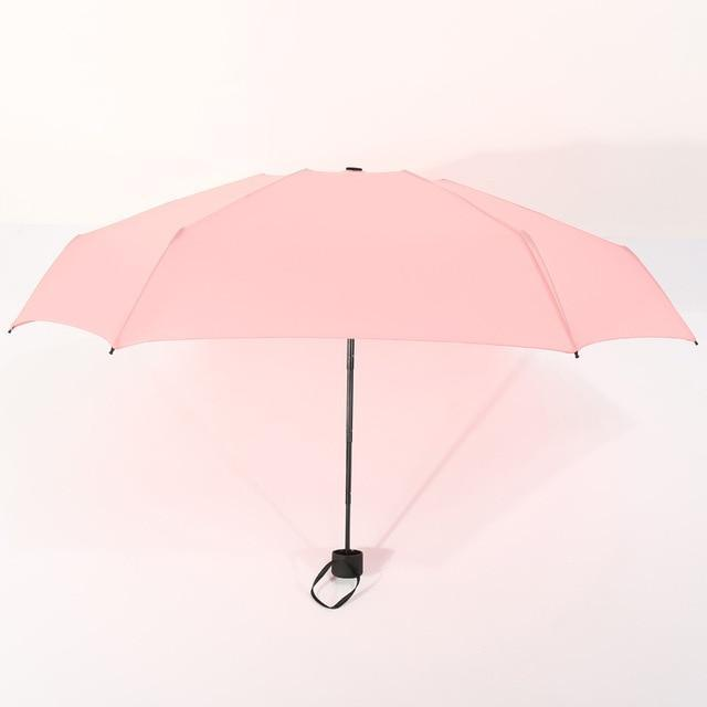 Mini Umbrella Pink Trendy Joys