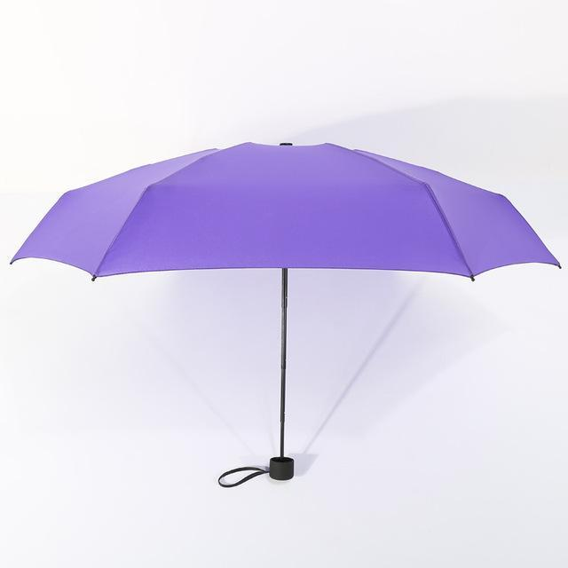 Mini Umbrella Purple Trendy Joys