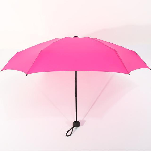 Mini Umbrella Rose red Trendy Joys
