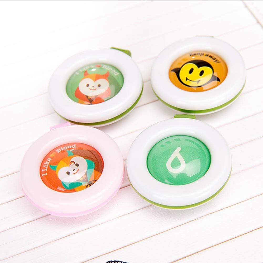 Mosquito Repellent Clip Trendy Joys