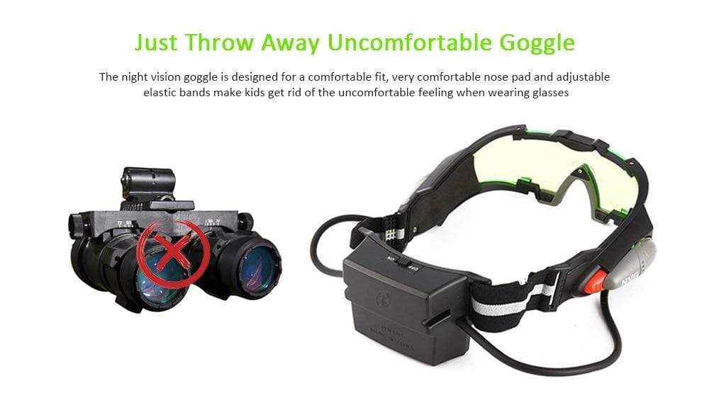 Night Vision Goggles Trendy Joys