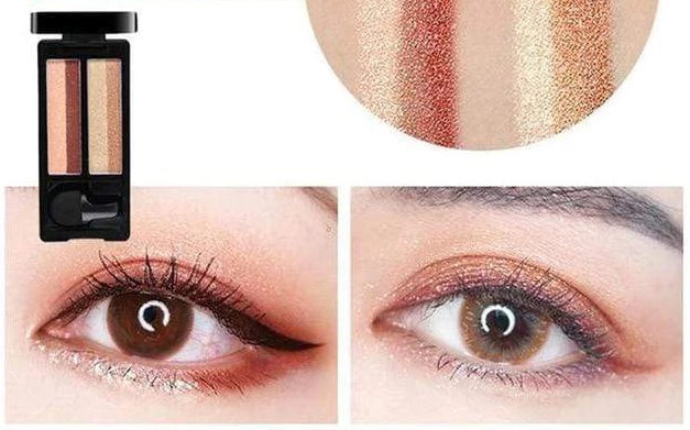 One Swipe Eyeshadow Earthy Coral Trendy Joys