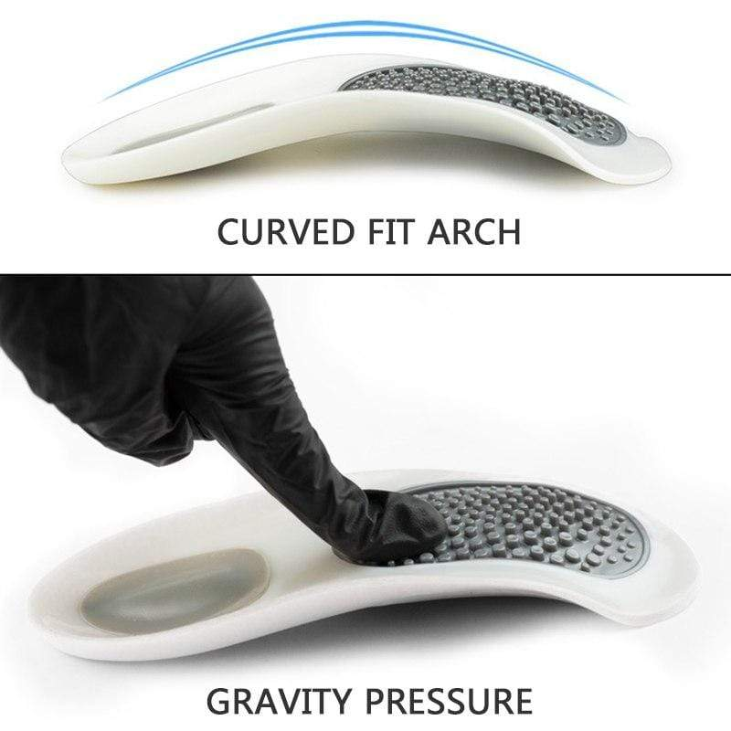 Orthopedic Foot Insole S Trendy Joys