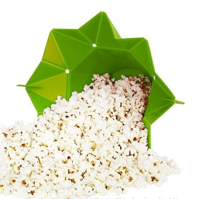 Popcorn Maker Green Trendy Joys