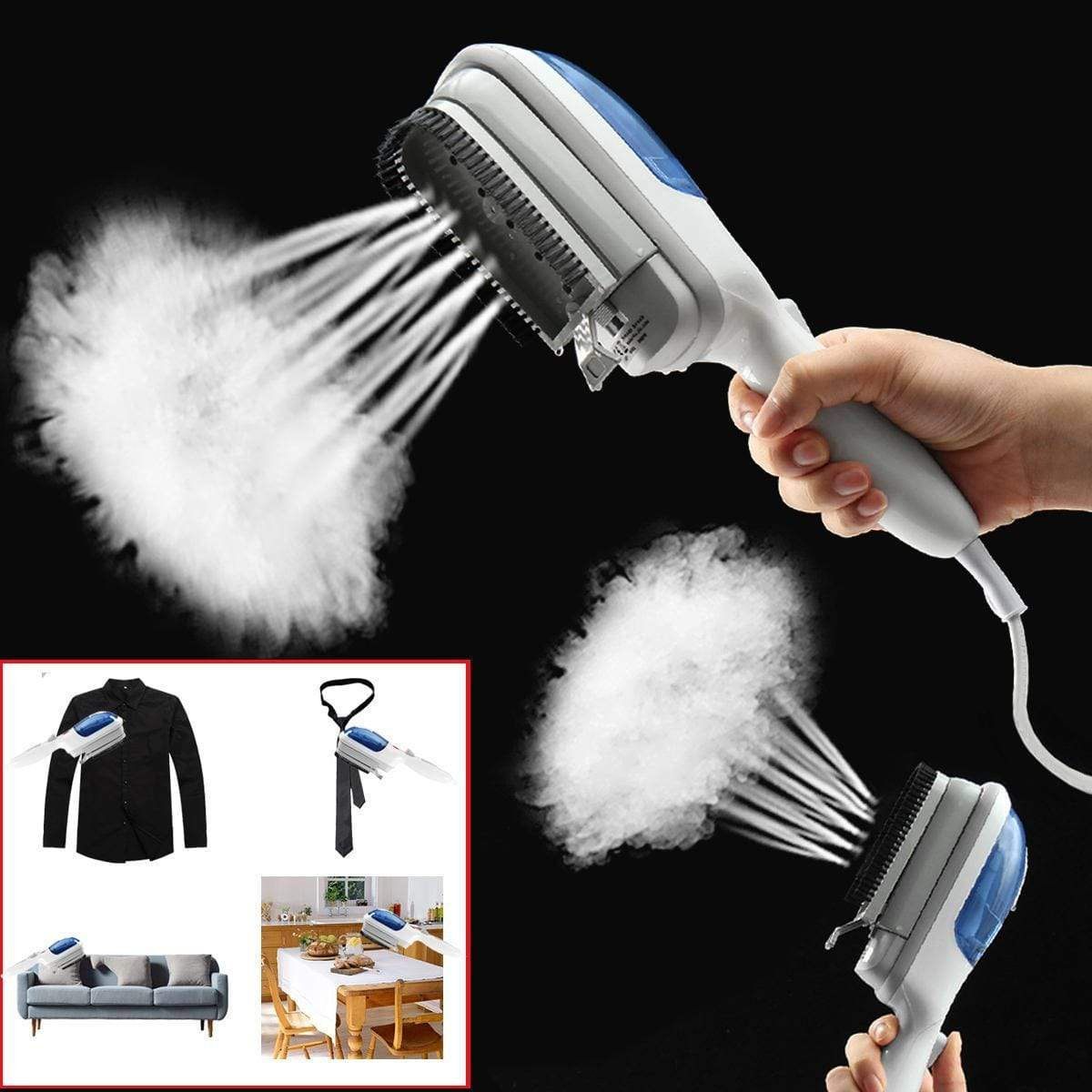 Portable Steam Iron Trendy Joys