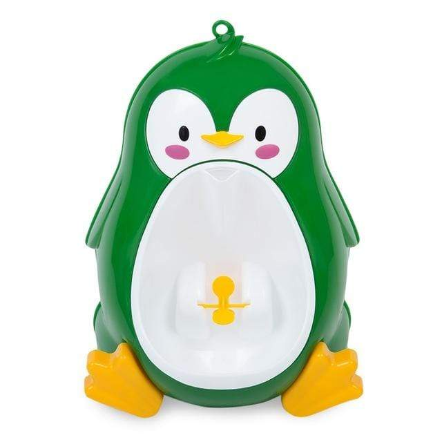Potty Training Urinal Green Trendy Joys