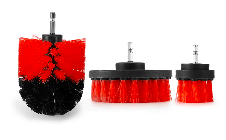 Power Scrubber Red Trendy Joys